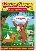 Curious George: Makes New Friends! , Frank Welker