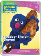 Shalom Sesame 2010 #3: Shabbat Shalom Grover , Cedric the Entertainer