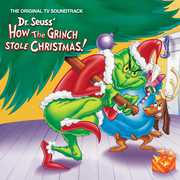 How the Grinch Stole Christmas (The Original TV Soundtrack)