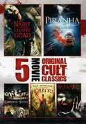 5-Movie Original Cult Classics: Volume 2 , Peter Brown