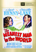 The Meanest Man in the World , Jack Benny