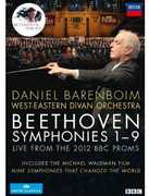 Nine Symphonies , Ludwig van Beethoven
