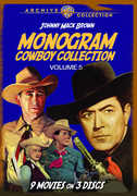 Monogram Cowboy Collection: Volume 5 , Johnny Mack Brown