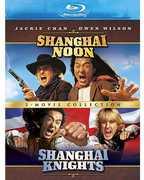 Shanghai Noon /  Shanghai Knights 2: Movie Collection , Aaron Taylor-Johnson