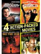 4 Action-Packed Movies Collection , Bill Goldberg