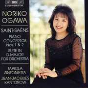 Piano Concertos 1 & 2 /  Suite in D for Orchestra , Noriko Ogawa