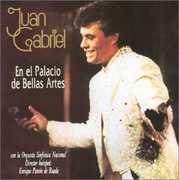 Vivo en El Palacio de Bellas Artes , Juan Gabriel