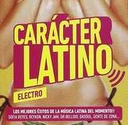 Caracter Latino 2015 Electro [Import] , Various Artists