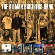 Original Album Classics [Import] , The Allman Brothers Band