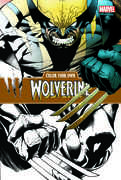 Color Your Own Wolverine (Marvel)