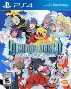 Digimon World: Next Order for PlayStation 4