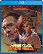Frankenstein Created Woman (Collector's Edition) , Peter Cushing