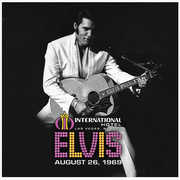 Live At The International Hotel, Las Vegas NV - August 26, 1969 , Elvis Presley