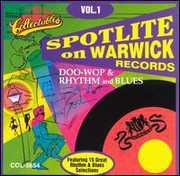 Warwick Records: Doo Wop Rhythm and Blues, Vol.1