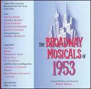 Broadway Musicals Of 1953