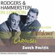Rodgers and Hammerstein In London , Cast Recording