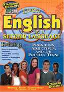 SD Esl Program 1: Pronouns Adjectives & the Presen