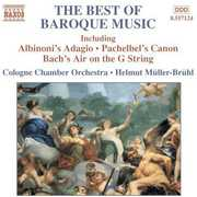 Best of Baroque Music , Cologne Chamber Orchestra