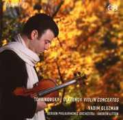 Violin Concerto in A minor Op 82 , Vadim Gluzman