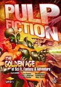 Pulp Fiction: Golden Age of Sci-Fi Fantasy & Adv , Ray Bradbury