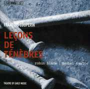 Lecons de Tenebres , F. Couperin