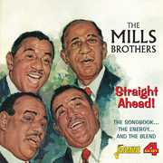 Straight Ahead! Songbook the Energy & the Blend [Import] , The Mills Brothers