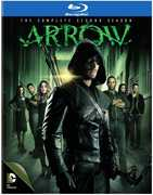 Arrow: The Complete Second Season (DC) , Stephen Amell