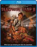 Sleepaway Camp II: Unhappy Campers - Coll Ed , Michael A. Simpson