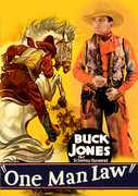 One Man Law , Buck Jones