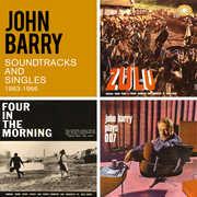 John Barry: Soundtracks and Singles 1963-1966