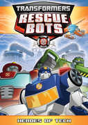 Transformers Rescue Bots: Heroes Of Tech , LeVar Burton