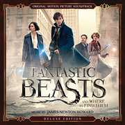 Fantastic Beasts and Where to Find Them (Original Motion Picture Soundtrack) , James Newton Howard