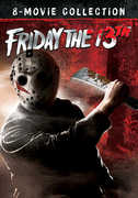 Friday the 13th: 8-Movie Collection , Kevin Bacon