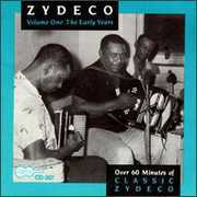 Zydeco 1: Early Years (1961-62) /  Various
