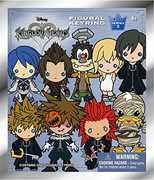 Kingdom Hearts Series 3 - 3D Foam Key Ring Blind Bags