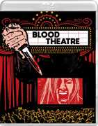 Blood Theatre /  The Visitants , Jenny Cunningham
