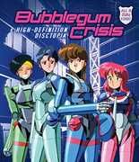 Bubblegum Crisis: High-definition Disctopia