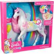 Mattel - Barbie Dreamtopia Brush 'N Sparkle Unicorn