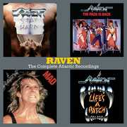 Complete Atlantic Recordings (2cd) , Raven