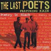 Poetry Is Black