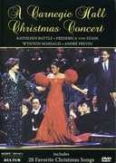 Carnegie Hall Christmas , Andre Previn
