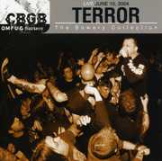 CBGB Omfug Masters: Live 6/ 10/ 04 The Bowery Collection