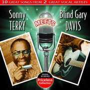 Sonny Terry Meets Blind Gary Davis