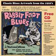 Classic Blues Artwork 1920s From The Calendar 2011