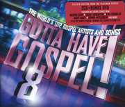 Gotta Have Gospel, Vol. 8 [2CD and 1DVD] , Various Artists