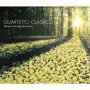 Mozart: String Quartet No.17 [Import] , Qualtetto Classico