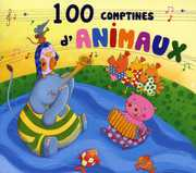 100 Comptines D'animaux [Import] , Various Artists