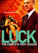 Luck: The Complete First Season , Dustin Hoffman