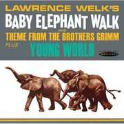 Baby Elephant Walk/ Young World , Lawrence Welk