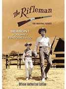 The Rifleman: Season 1 Volume 1 (Episodes 1 - 20) , Chuck Connors